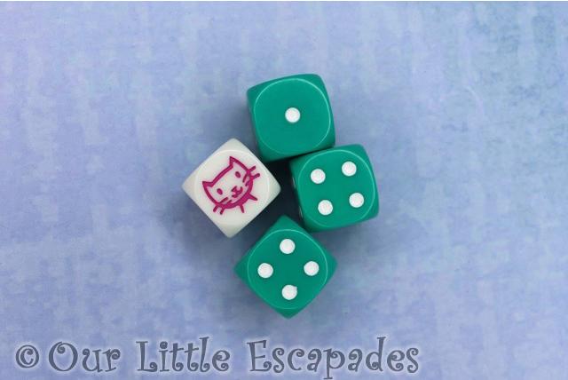 wild die number dice