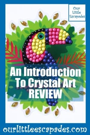 An Introduction To Crystal Art REVIEW