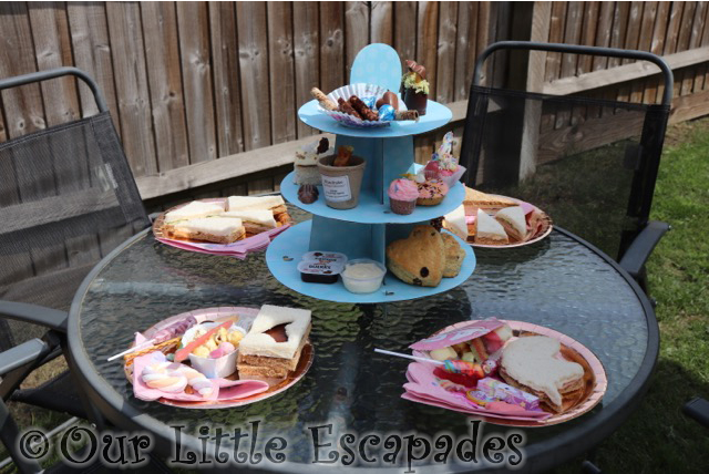ethans tenth birthday afternoon tea Turning Ten
