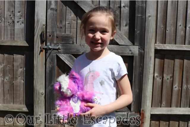 little e ombre pony scruff-a-luvs friends