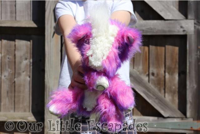 ombre pony scruff-a-luvs friends